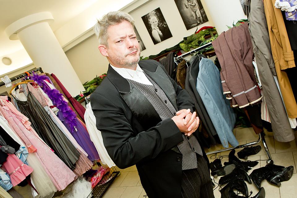 Aleš Háma jako Rupert von Kratzmar