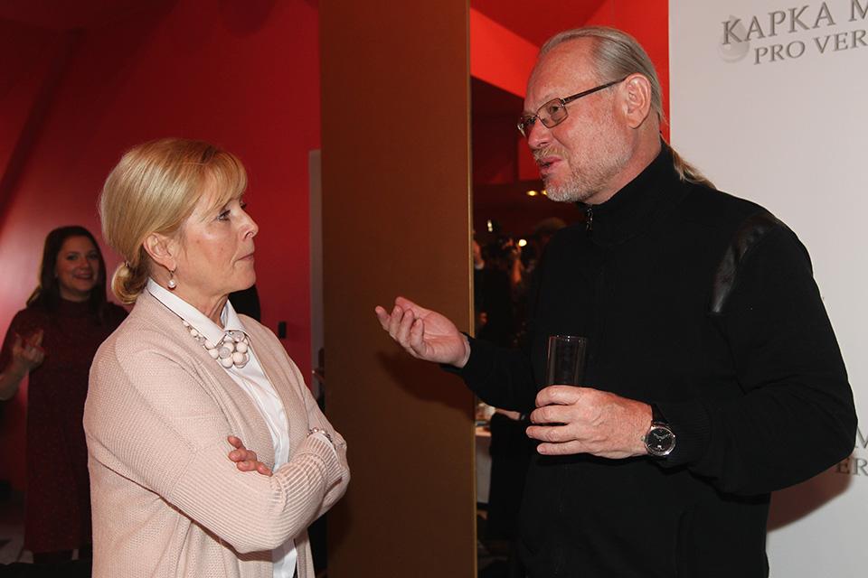 Alena Pixová a Vašo Patejdl