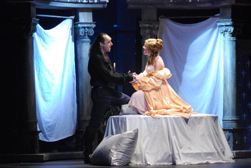 Konkurz na obsazení pěveckých rolí a taneční company do muzikálu Angelika