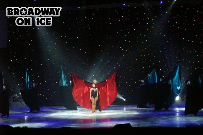 """""""Broadway on Ice"""" přibruslí poprvé do České republiky"""