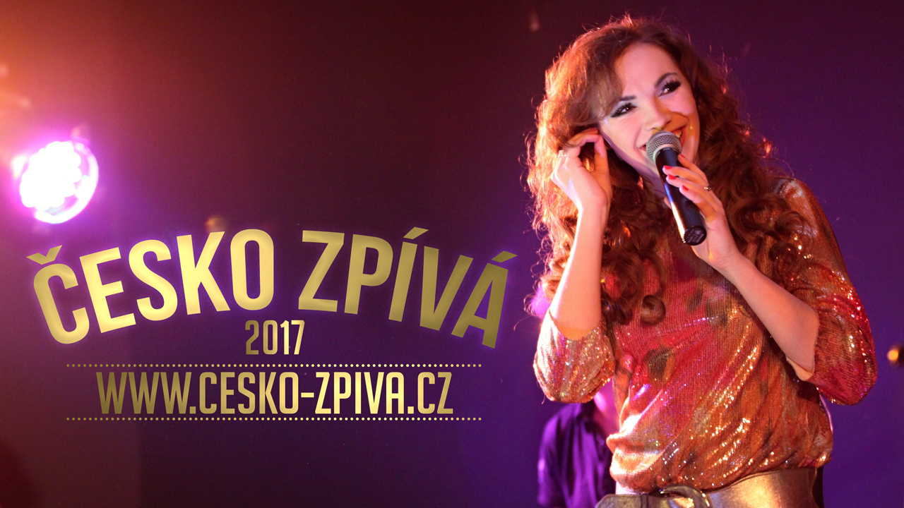 ČESKO ZPÍVÁ dává příležitost pěveckým talentům. Uzávěrka přihlášek již 31. ledna