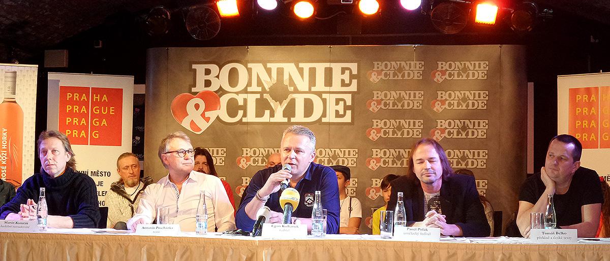 Martin Kumžák, Antonín Procházka, Egon Kulhánek, Pavel Polák, Tomáš Belko