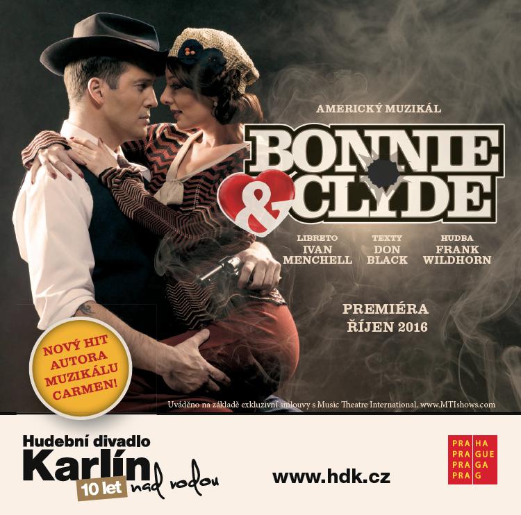 Bonnie & Clyde - vizuál