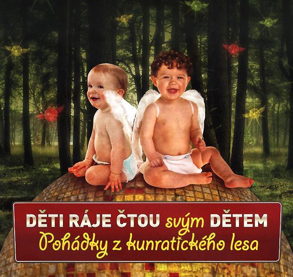 """Děti Ráje"" pokřtili CD s pohádkami, vyhrajte ho u nás (+ video)"