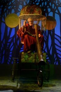 Richard Tesařík jako Slon Háthí
