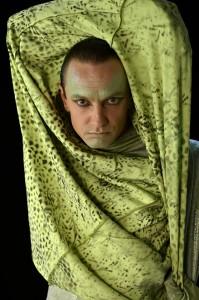 Jan Vlas jako Had Ká