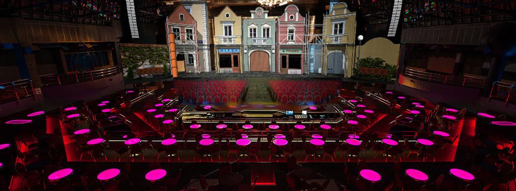 DĚTI RÁJE - Laser Show Hall