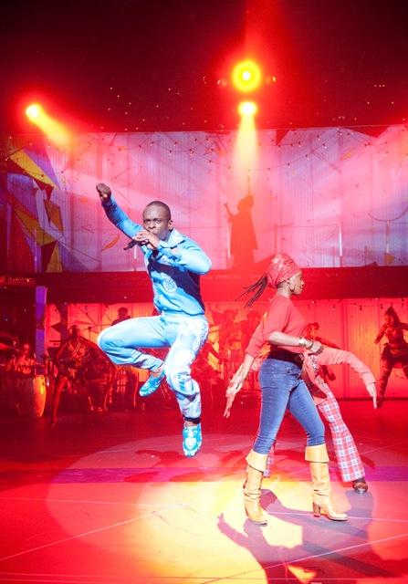 """Kino Aero uvede v přímém přenosu muzikál """"Fela!"""" z londýnského West Endu"""