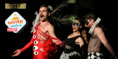 Vyhrajte vstupenky na letní představení muzikálové show FREDDIE