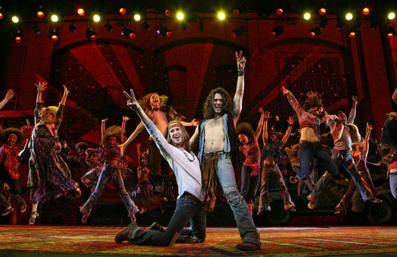 """""""Vlasy"""" opět dobývají americkou Broadway"""