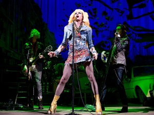 Hedwig and the Angry Inch (Photo by Joan Marcus)