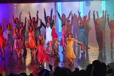 Konkurz na obsazení tanečních rolí v brněnské Horečce sobotní noci