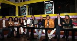 Tisková konference k Horečce sobotní noci