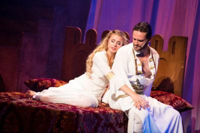 Recenze: IAGO – Největší padouch divadelní historie na muzikálových prknech