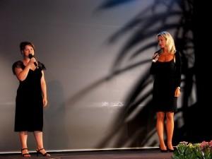 Magda Malá a Kateřina Brožová