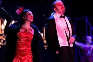 Muzikál Adam a Eva Divadlo Broadway Dita Hořínková Josef Vojtek