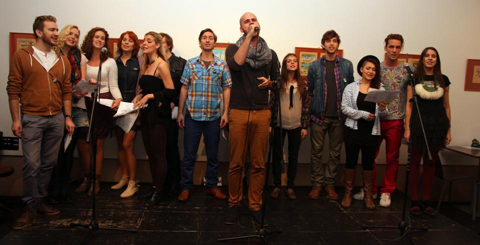 Muzikál RENT se představil v češtině (+ rozhovory)