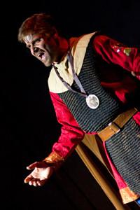 Zbyněk Fric jako Martin (foto KJ)