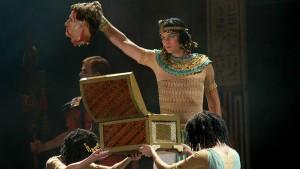 muzikál Kleopatra Divadlo Broadway Pezinok Josef Vágner