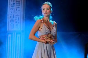 muzikál Kleopatra Divadlo Broadway Pezinok Zdenka Trvalcová