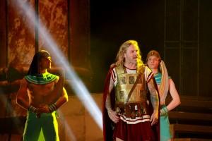 muzikál Kleopatra Divadlo Broadway Pezinok Josef Vojtek