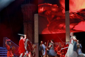 muzikál Kleopatra Divadlo Broadway Pezinok