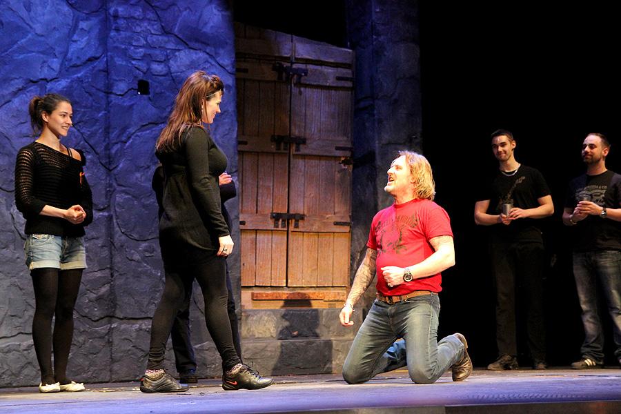 Je třeba oprášit Hamleta!