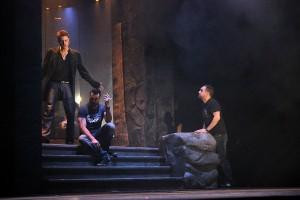 Hamlet The Rock Opera Ondřej Ruml Václav Noid Bárta Petr Kutheil