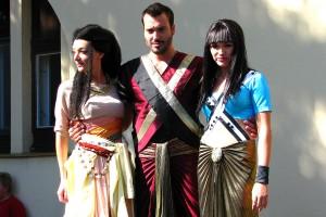 Aida muzikál Dasha Václav Noid Bárta Kamila Nývltová