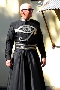 Aida muzikál Jiří Korn