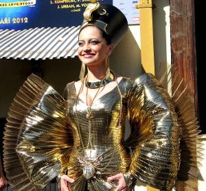Aida muzikál Lucie Bílá
