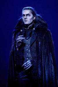 Jan Kříž jako Graf von Krolock
