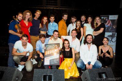 Divadlo Na Prádle připravuje českou premiéru Larsonova muzikálu TICK, TICK… BOOM!