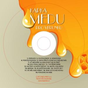 Kapka medu pro Verunku CD