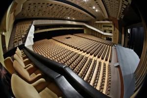 Velký sál Kongresového centra Praha