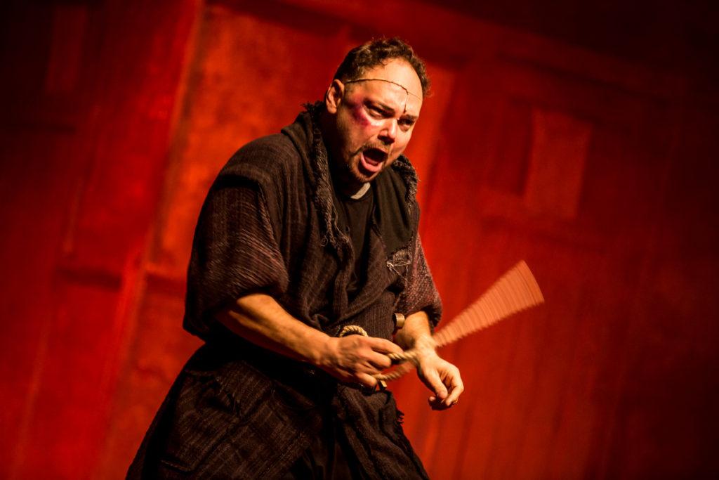 Martin Sobotka jako Vrah