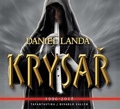Obal CD Krysař 1996 – 2018