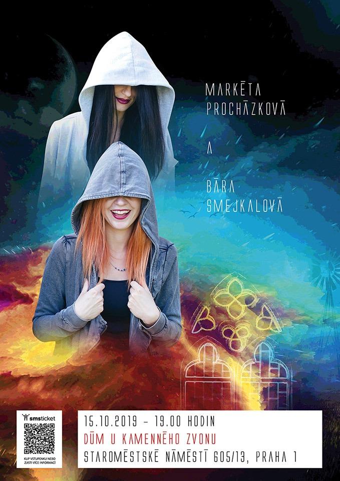 Markéta Procházková a Bára Smejkalová