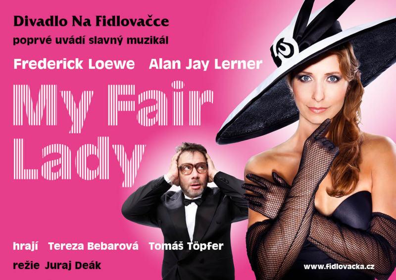 """My Fair Lady"" v Divadle Na Fidlovačce bude tradiční"