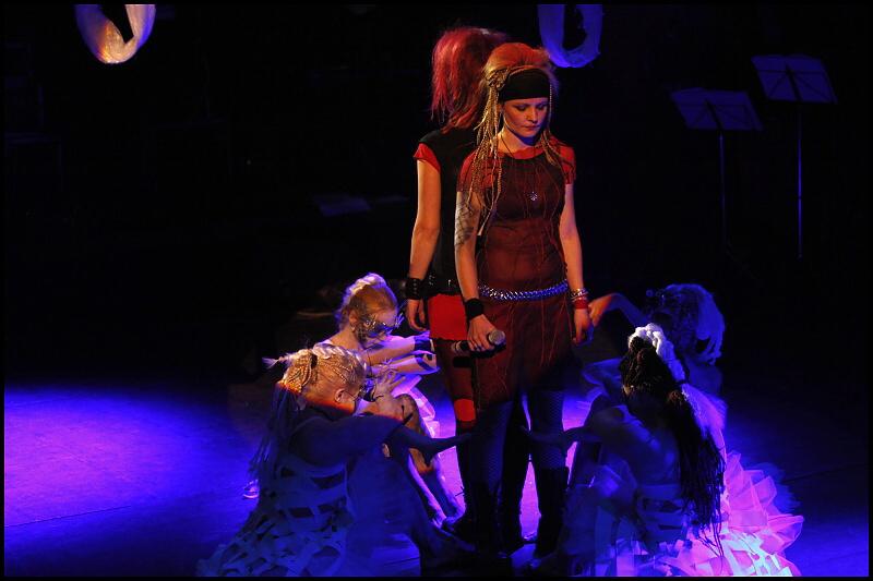"""Rocková opera """"Oidipus Tyranus"""" s úspěchem odehrála divadelní premiéru"""