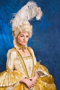 Iva Marešová jako Marie Antoinetta