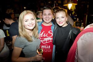 Veronika Stýblová, Martin Schreiner a Malvína Pachlová