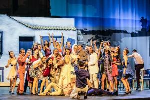 Mamma Mia! v Kongresovém centru Praha