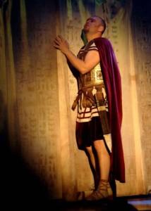 Marcus Antonius v Kleopatře