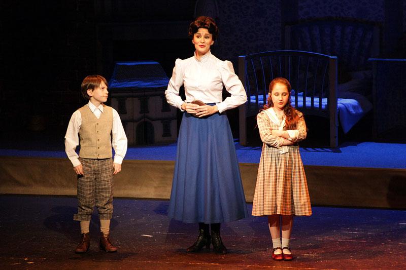"""""""Mary Poppins"""" odletěla z pražského Divadla Hybernia"""
