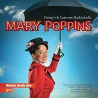 """Soutěž o 3 CD české verze muzikálu """"Mary Poppins"""""""