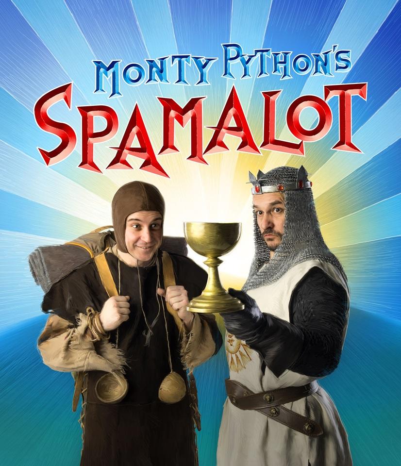 Vizuál - Monty Python´s Spamalot