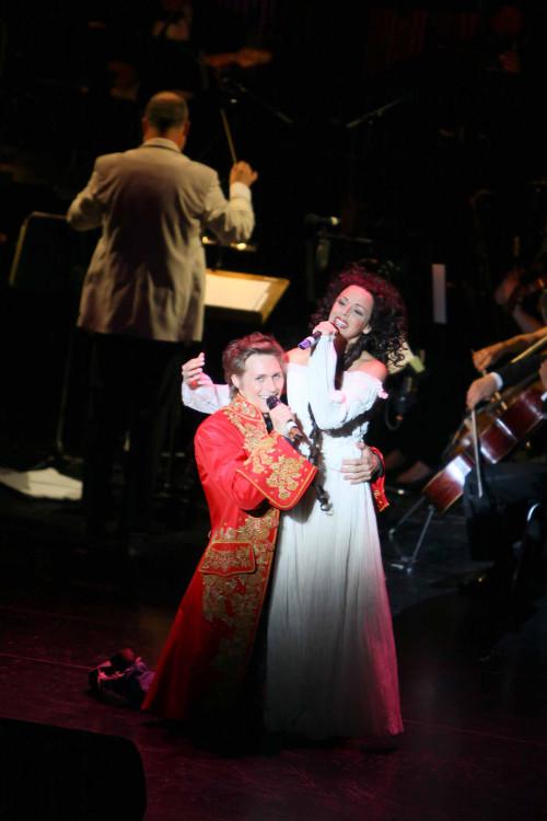 Velký rozlučkový večer známého vídeňského dirigenta Caspara Richtera