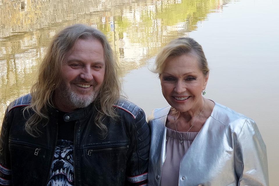 Josef Vojtek a Helena Vondráčková