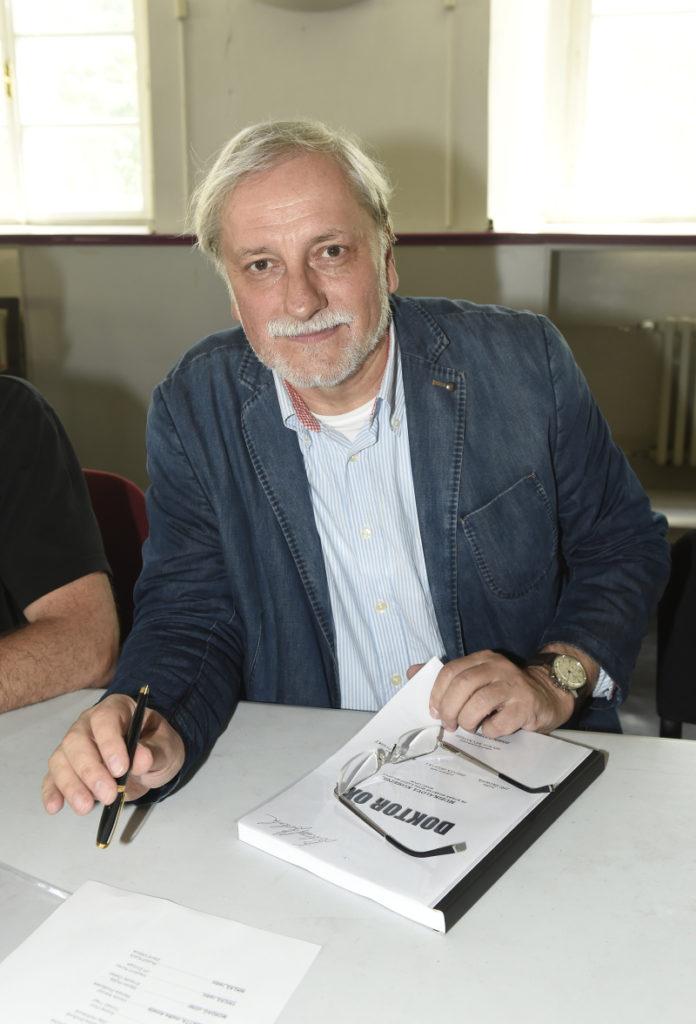 Režisér Zdeněk Zelenka